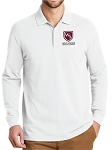 Port Authority Long Sleeve EZCotton Pique Polo - DRESS CODE