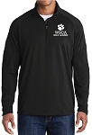 Sport-Tek Sport-Wick Stretch 1/2-Zip Pullover - ATHLETIC