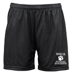 Badger  Mesh/Tricot Women's Short - PE