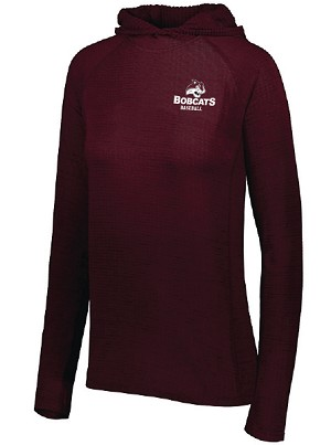 Holloway Ladies 3D Regulate Lightweight Pullover - ATHLETIC